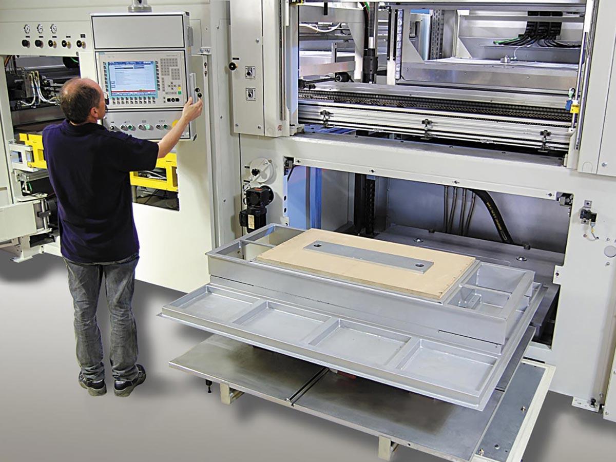 Werkzeugpaket form plastic Miederhoff